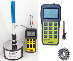 specialized portable hardness testers